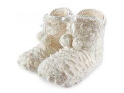 Winter House Slippers Women Christmas Indoor Socks Shoes Warm  Slipper Fur Plush Insole Anti-slip Sole Footwear Flip Flops Women