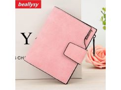 2018 Vintage Matte Women Wallet Bag Luxury bank card holder Hasp Zipper Pouch Short Clutch Solid Small Female Purse
