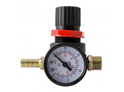 Profession Water Compressor Pressure Gauge  0~1.0Mpa Hydraulic Tester Spray Gun Pressure Reducer Car Valve Sprinkling Fittings