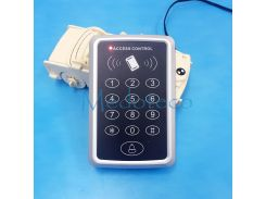 Wholesale 10PCS RFID Proximity Card Access Control System RFID/EM Keypad Card Access Control Door Opener