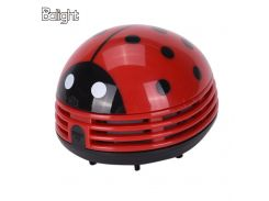 Free Ship Balight Mini Ladybug Car Cleaner Dust Collector Car Electronics Car Electrical Appliances Vacuum Cleaner