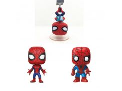Avengers Spiderman Figurines 10cm PVC Model Spider-Man Homecoming Nendoroid Spider man Action & Toy Figures