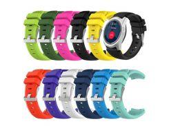 Soft Silicone Smart Wristwatch Watch Band Straps for ZTE Quartz ZW10 for LG W100/for LG W110 for Samsung gear S3/Gear2 R380