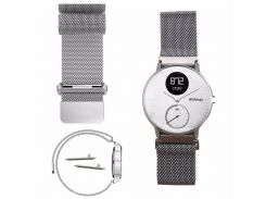 Replacement 20MM Magnetic Loop Stainless Steel Watch Band For Withings Steel HR (40mm Case)