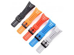 Silicone rubber watch strap for SUUNTO AMBIT 2S2R3S3R3PEAK sports waterproof and sweat-proof accessories Watch band