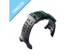 TIMELEE Rubber Watch Replacement Band Strap For Suunto Ambit 3 Peak / Ambit 2