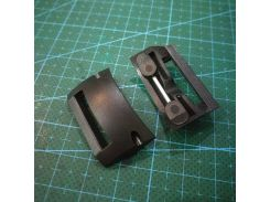 For Suunto D4 D4i Watch ABS Adapters+Screwbars