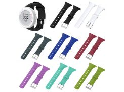 Silicone Wrist Band Strap For SUUNTO Quest M1 M2 M4 M5 M Series Watch Female S gai