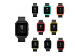 Soft TPU Silicone Full Case Cover For Xiaomi Huami Amazfit Bip BIT LITE Youth Watch Wrist band Sport