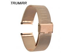 22mm Milanese Stainless Steel Watch Band Bracelet Strap for Moto 360 2 46mm 2015 Samsung Galaxy Gear 2 R380 Neo R381 Live R382
