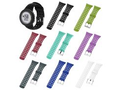 Silicone Watch Band For SUUNTO Quest M1 M2 M4 M5 Series Watch Replacement Wristband Strap gai