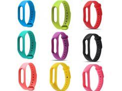 Silicone Straps Replacement For Xiaomi Mi Band 2 Wrist Strap Miband 2 Smart Wristband miband 3 Bracelet