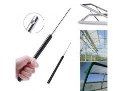 OOTDTY Greenhouse Window Opener Solar Heat Sensitive Window Opener ventilation GreenHouse Window Opener
