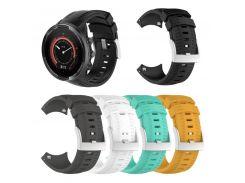 New Smart Watch Sport Silicone Wrist Band Strap Bracelet Buckle For Suunto 9 Baro  Watch Strap 22.5cm