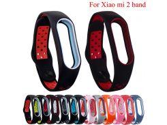 EIMO Bracelet For Xiaomi Mi Band 2 Strap Nike sport band silicone Mi band 2 correa Wrist Belt Smart watch watchband Accessories