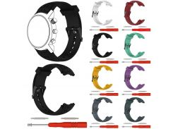 Soft Silicone New Strap Band For Suunto Elementum Terra Band Replacement Silicone Smart Band With Screwdriver drop shipping