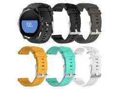 New Silicone Sports Wristband Strap Bracelet for Suunto Spartan Sport Wrist HR Baro Multisport GPS Watch Band Strap Belt 22.5cm