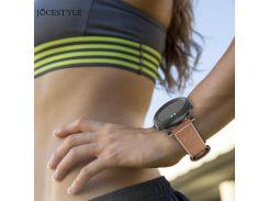22mm Leather Adjustable Smart Watch Band Strap Bracelet Wrist For Suunto Core Smart Watch Watchwrist Replacement Belt