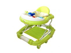 Ходунки Babyhit Emotion Racer Green