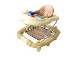 Ходунки Babyhit Emotion Racer Beige