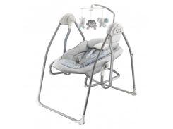Кресло-качалка Baby Mix BY020 gray
