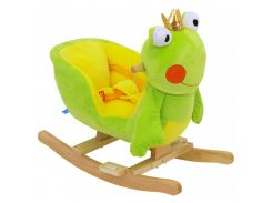 Качалка мягкая Baby Mix FL-GW100 1 Frog