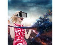 SHINECON 5 Поколение 3D VR Очки Виртуальной Реальности Очки 3D Очки Для 4.7 - 5,5-дюймовые Телефоны