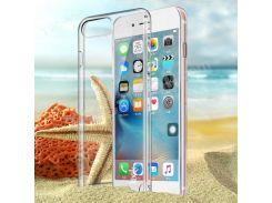 IMAK Crystal Case II Для Iphone 8 Plus / 7 Плюс Устойчивая К Царапинам Прозрачная Пластиковая Жесткая Крышка