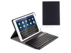 Универсальный 9,7-дюймовый Чехол Для Клавиатуры Bluetooth Для Ipad 9.7 (2017) / Pro 9.7 / Ipad Air 2 / Air - Черный