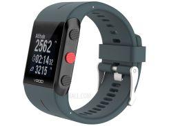 Мягкие Наручные Часы Замена Силиконовый Ремешок Для Polar Устройство V800 GPS Спортивные Часы - Черновато-Зеленый