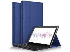 Съемный Корпус Клавиатуры Для Клавиатуры Bluetooth Для Huawei Mediapad M3 Lite 10.0 - Темно-синий