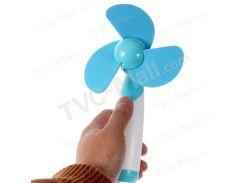 YGH365B Классный Мини-портативный Аккумуляторный Настольный Охлаждающий Вентилятор - Синий