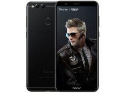 HUAWEI Honor 7X (BND-AL10) 5.93-дюймовый Кирин 659 Октановое Ядро Android 7.0 4G Смартфон 4GB + 128GB - Черный
