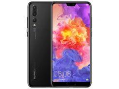 HUAWEI P20 Pro (clt-al01) 6,1-дюймовый Кирин 970 Окта-сердечник Android 8.1 4G Смартфон 6GB + 128GB - Черный