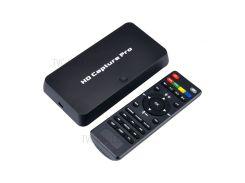 HD Видеозахват Pro 1080P Рекордер USB Карта Захвата Воспроизведения С Дистанционным Управлением - ЕС