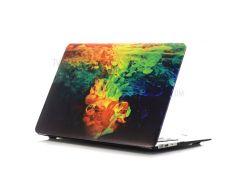 Картина маслом Pattern Жесткий протектор PC телефона чехол для MacBook Air 13,3 дюйма (A1369 / A1466) - Чернила Diffusion