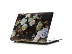 Картина маслом Pattern Жесткий ПК мобильный телефон Чехол для MacBook Air 13,3 дюйма(A1369/A1466) - Камелия