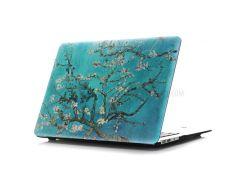 Картина маслом Pattern Жесткий PC Мобильный телефон Корпус для Macbook Air 13,3 дюйма (A1369 / A1466) - миндального дерева в цвету