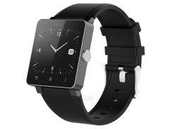 Регулируемая Замена Диапазона Часов TPE Для Sony Smartwatch 2 SW2 - Черный