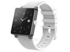 Регулируемая Замена Ремешка TPE Для Sony Smartwatch 2 SW2 - Белый