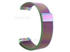 Миланский Металлический Браслет Смотреть Ремешок Для Часов Для Samsung Gear S3 Frontier / S3 Classic - Многоцветный