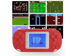HKB-503 2-дюймовый Портативный Цветной Экран Ретро-игры, Встроенный В 268 Игр - Красный