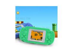 HKB-503 2-дюймовый Портативный Цветной Экран Классическая Игровая Консоль Встроенные 268 Игр - Зеленый