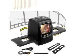 """35 Мм / 135 Мм Сканер Слайдов 2,36 \""""ЖК-экран Цифровой Конвертер USB-конвертер Высокая Скорость Быстрая Печать Фотографий"""