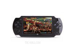 X6 4,3-дюймовая Классическая Портативная Игровая Консоль 8 ГБ, Поддержка Камеры / Видео / Музыки / Электронной Книги - Черный / ЕС