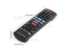 Пульт Дистанционного Управления Телевизором Для Panasonic N2QAYB000867 DMP-BD89 BD79 Blu-ray DVD-плеер