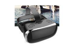Движения V3 3D VR Очки Виртуальной Реальности 5.5-дюймовый IPS HD Экран Гарнитуры С Bluetooth Геймпад - черный / UK кран