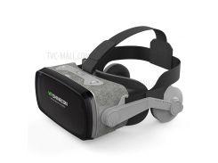 VR SHINECON G07E3D VR Очки Виртуальной Реальности 3D-шлемофон Для Наушников С Диагональю 4,7-6 Дюймов