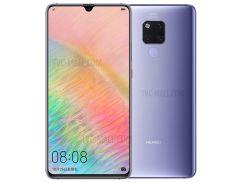 HUAWEI Mate 20 X (EVR-AL00) 7.2-дюймовый Кирин 980 Октановидный EMUI 9.0.0 4G Смартфон 6 + 128GB - Серебряный