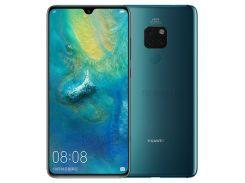 HUAWEI Mate 20 (HMA-AL00) 6,53-дюймовый Окта-сердечник Kirin 980 EMUI 9.0.0 4G Смартфон 6GB + 128GB - Зеленый